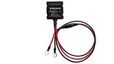 Volvo Battery reconditioner
