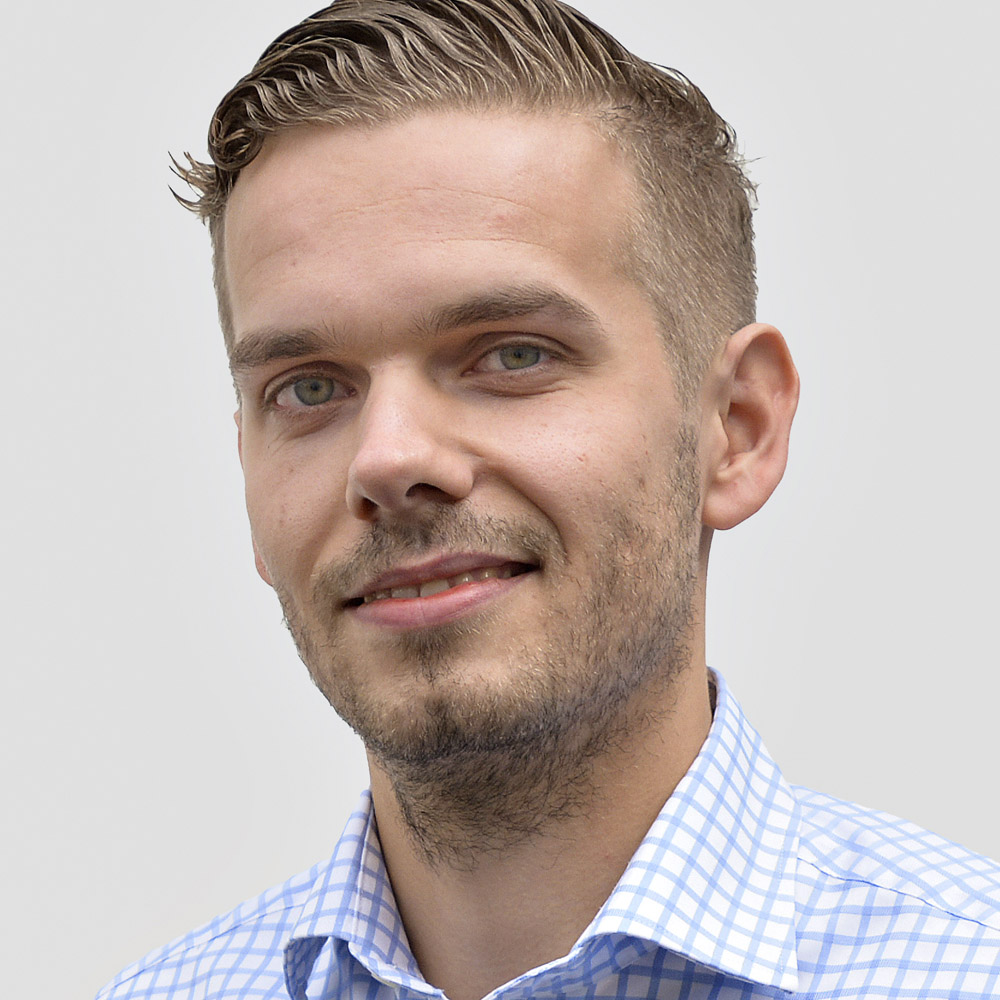 Thomas Niemeijer, Business Development Manager, Service Contracts