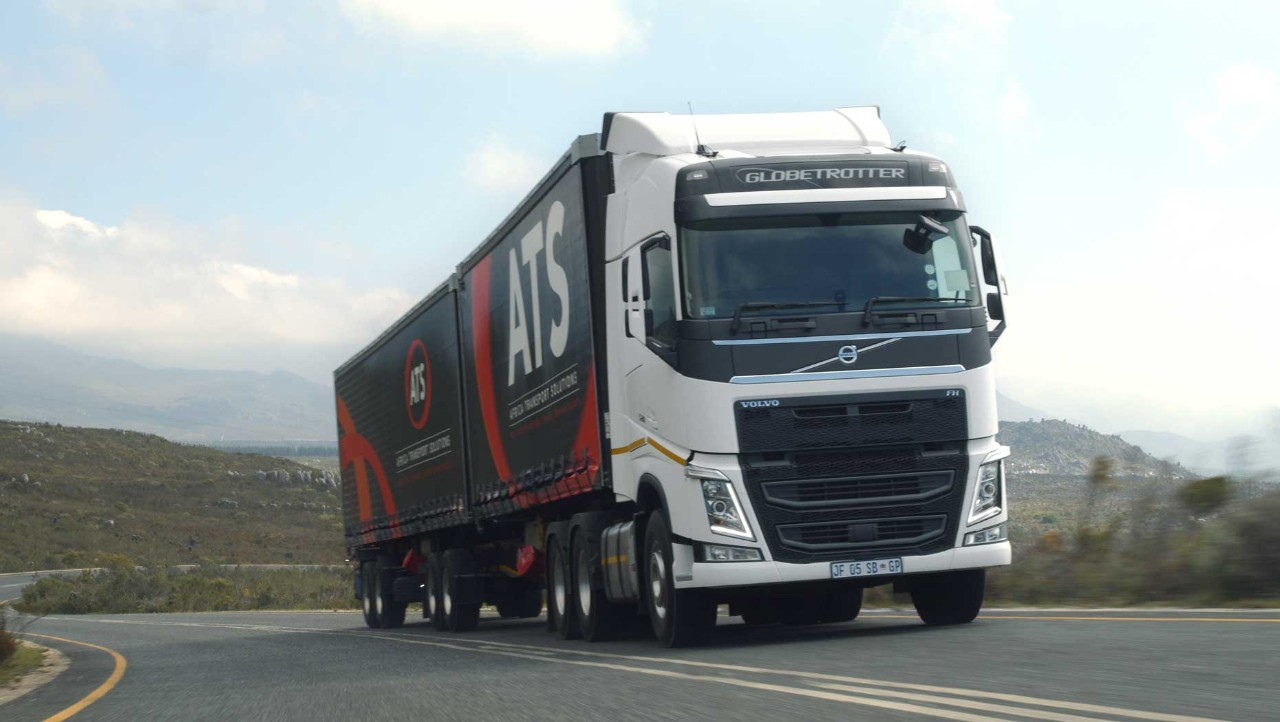 African Transport Solutions Volvo FH